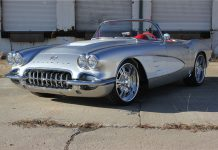 The Top 12 Corvette Sales of Barrett-Jackson Scottsdale