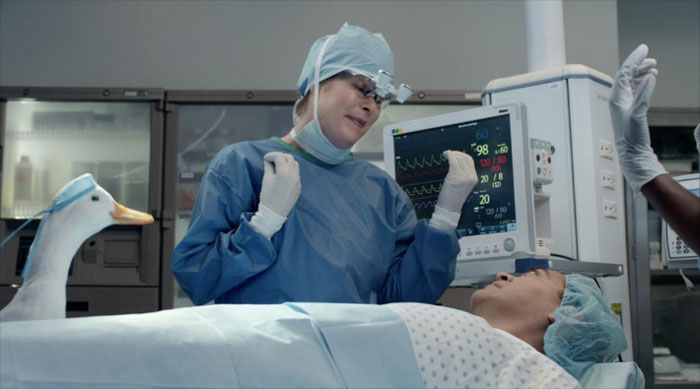 [VIDEO] Aflac Super Bowl Commercial: Man has Surgery to ...
