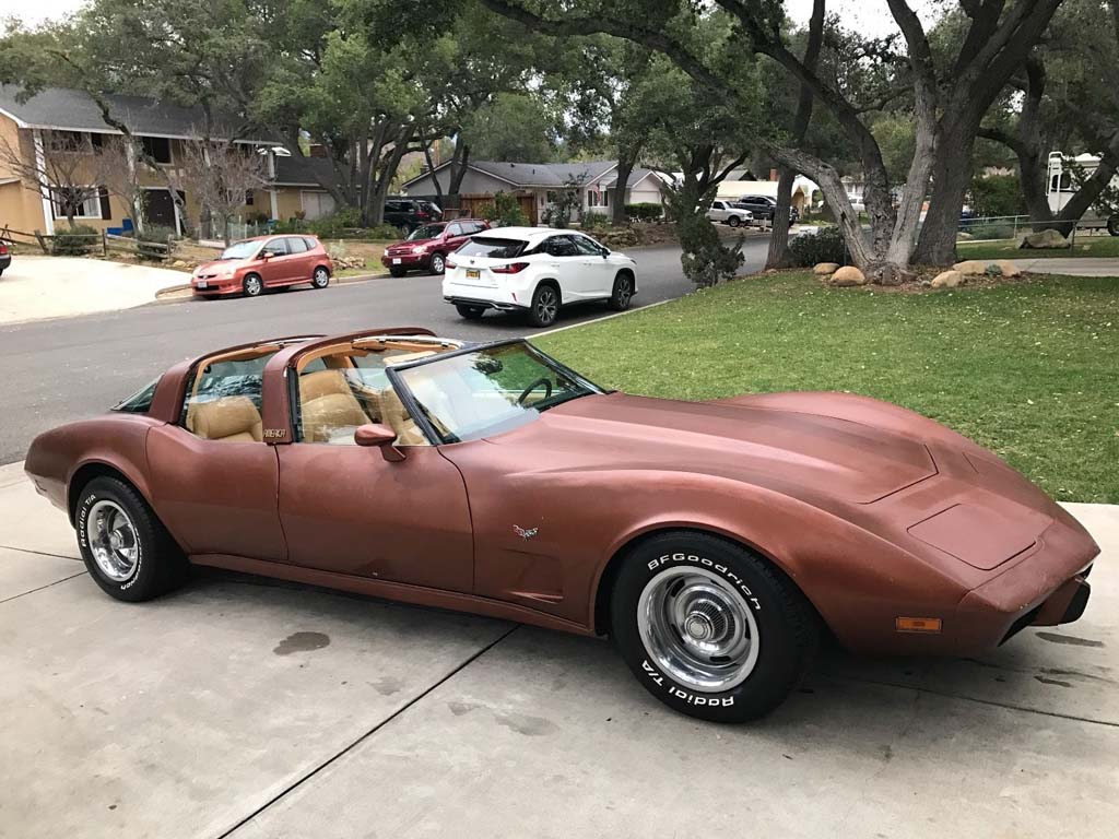 Corvette C6 For Sale >> Corvettes on eBay: The Four-Door 1979 Corvette America - Corvette: Sales, News & Lifestyle