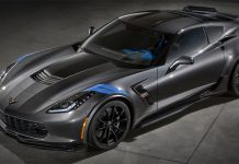 Chevrolet to Export Five 2017 Corvette Grand Sport Collector Editions to Japan