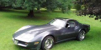 [RIDES] David's 1981 Corvette