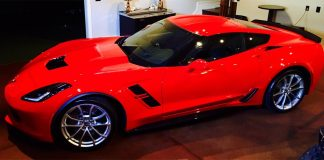 [PIC] Dale Jr. Adds a 2017 Corvette Grand Sport to His Collection