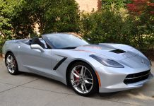 Last Call for 2017 Corvettes Painted in Sterling Blue