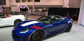 [PICS] Corvettes at the 2017 Chicago Auto Show