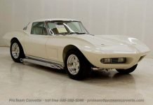 ProTeam Corvette Offers 1963 'The Outer Limits' Custom Corvette