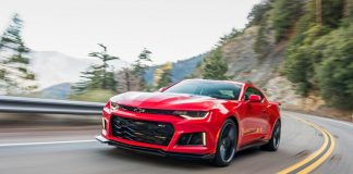 Chevrolet's Only 200 MPH Vehicle Isn't a Corvette