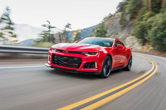 Chevrolet's Only 200 MPH Vehicle Isn't a Corvette