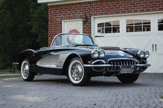 [GALLERY] Straight Axle Saturday! (50 Corvette Photos)
