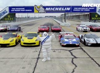 [VIDEO] Michelin Offers Unique Track To Street Showdown from Sebring
