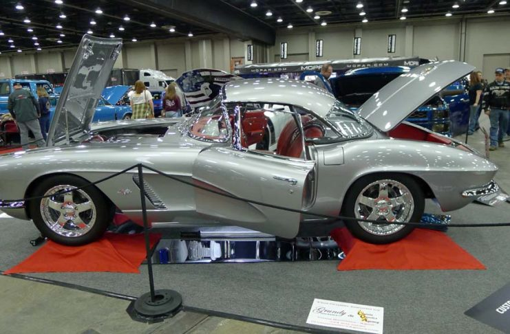 [PICS] The Corvettes of the 2017 Detroit Autorama