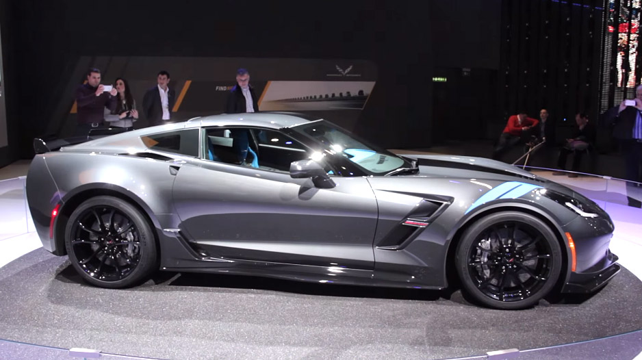 Middle East Chevrolet Dealers To Get 30 Grand Sport Collector Editions Corvette S News Lifestyle
