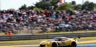 Corvette Racing Receives Invitations to the 2017 24 Hours of Le Mans