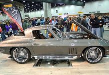 [PICS] Corvettes at Autorama: 1966 Split Ray by The Auto Shoppe