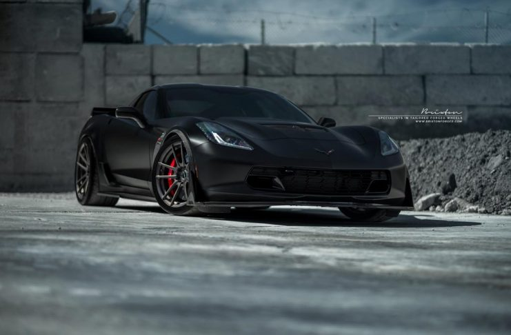 [PICS] C7 Corvette Z06 with Brixton Forged M53 Ultrasport+ Wheels