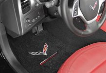 Lloyds Mats Now Featuring 2017 Corvette Grand Sport Logos