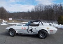 Corvettes on eBay: Vintage 1964 Corvette Racer