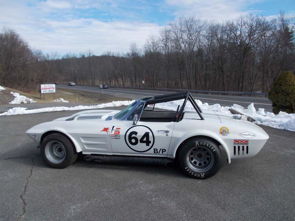 Vintage Corvette Sales 66