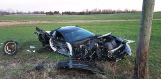 [ACCIDENT] C5 Corvette Crash in Kentucky Claims One Life