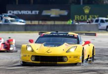 Corvette Racing at Sebring: Milner Leads Qualifying Effort Ahead of 12 Hours