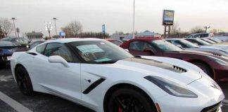 REPORT: Corvette is Fourth On List of Vehicles with Greatest Dealer Stockpiles