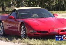 [STOLEN] Man Assaults and Steals a 72-year-Old Vietnam Veteran's C5 Corvette