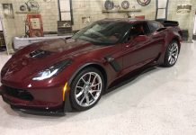 Late Model Low VIN Corvettes from the GM Collection Heading to Barrett-Jackson Palm Beach