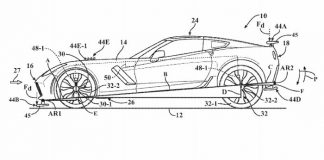 Patent Application Details Adaptive Aerodynamics Plans for C7 Corvette