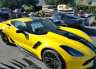 Corvette Delivery Dispatch with National Corvette Seller Mike Furman for Mar. 26th