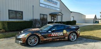 Lingenfelter Partnering with Arrow with Upgrade their Semi-Autonomous Corvette Z06