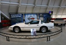 Dive Into the Production Details of the 43 Pilot Cars built for the 1983 Corvette