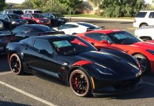 March 2017 Corvette Sales