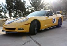 2005 Atlantic and Pacific Corvette Concepts Headed to Barrett-Jackson Palm Beach