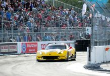 Corvette Racing at Long Beach: Magnussen Roars to GTLM Pole Position