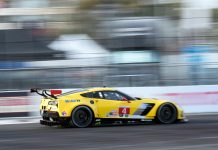 Corvette Racing at Long Beach: Victory for Gavin, Milner in No. 4 Corvette