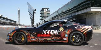 Sam Schmidt to Race Mario Andretti in Semi-Autonomous Corvettes at the Indianapolis Motor Speedway