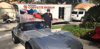 1981 Corvette Nicknamed the 'Bowling Green Special' Donated to the Corvette Museum