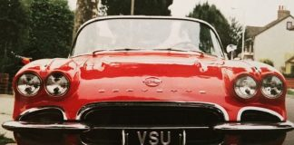 [STOLEN] 1962 Corvette Stolen from Garage in Essex, UK