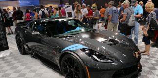 Corvette Museum To Raffle VIN 003 2017 Corvette Grand Sport Collector Edition
