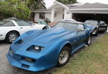 Corvettes on eBay: No-Reserve 1979 Corvette with a Mullet