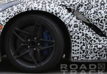 [SPIED] 2018 Corvette ZR1 Logo Spotted on the Star Patterned Aluminum Wheels