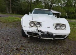 [STOLEN] 1977 Corvette Stolen From Tennessee Courthouse is Recovered