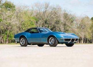 1969 L88 Corvette Roadster Heading to Worldwide Auctioneers' Texas Classic
