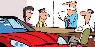 Saturday Morning Corvette Comic: Parking Issues, Part 3