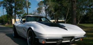 Corvettes on eBay: 1967/1977 Corvette Mash Up is Definitely 'Something Different'