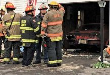 [ACCIDENT] 1973 Corvette Burns After Remodeling Work Sparks Blaze