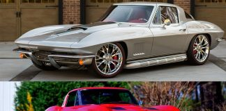 Restomod vs Original: A Tale of Two Corvette Sting Rays