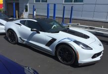 [PICS] First Look at the 2018 Corvette Carbon 65 Edition