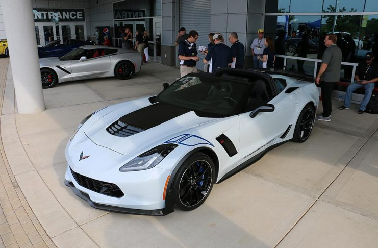 [VIDEO] What's New with the 2018 Corvette Seminar from the NCM Bash