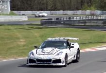 [VIDEO] Multiple 2018 Corvette ZR1s Attack the Nurburgring