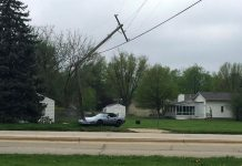 [VIDEO] C4 Corvette Crashes into a Utility Pole in Illinois